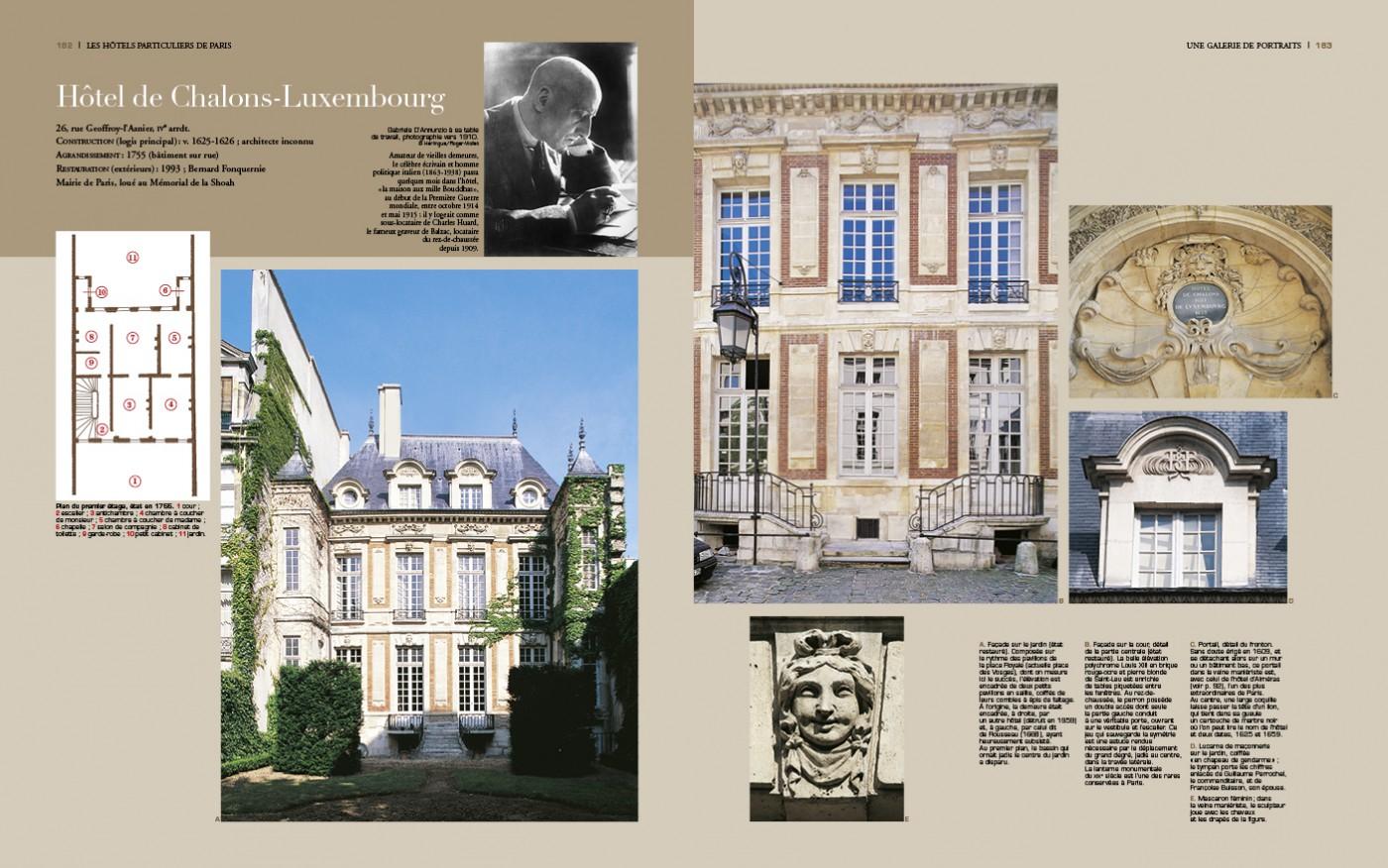Parigramme tout paris est lire - Hotel particulier paris bismut architecture ...